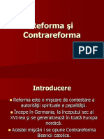 Reforma Icontrareforma