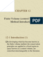 Diffusion Flow Analysis-slides From Patankar Book