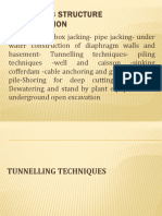 32 Tunneling
