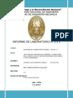 LABO2.- Estudio de Los Procesos de Admision y de Formacion de La Mezcla en Los Motores de Encendido Por Chispa