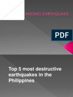 Earth Quake Drill Seminar