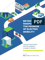 OMI Report_Beyond Nagpur - The Promise of Electric Mobility