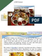 Cuisine of Rajasthan