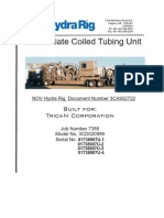 Document 3CA932722 Operations Parts and Maintenance Manual