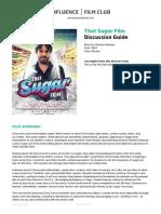 That Sugar Film Discussion Guide
