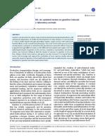 Impact of Gasoline on Health