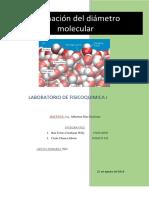 Fico Labo 1 Diametro Molecular