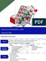 Pharmacy Retail Market India Sample