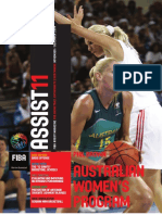 FIBA ASSIST MAGAZINE No11
