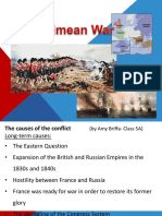 The Crimean War Presentation
