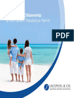 IACOVOU Cyprus EU Citizenship Permanent Residence Permit