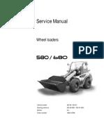 - Service Manual Kramer 680