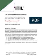 ITIL®ITIL® Service Operation Sample Exam #2 ( PDFDrive.com )