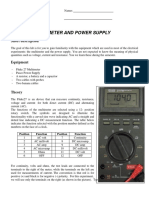Multimeter PowerSupply LAB