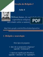 Filosofia Da Religião -- Aula 4