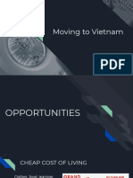 Opportunities and Challenges When Moving to Vietnam