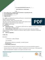 Model Fisa Post Lacatus Mecanic Intretinere Si Reparatii Universale