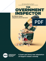 The Government Inspector Insight Pack