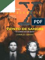Viento de Sangre - Charles Grant