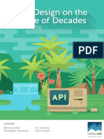 API Design on the Scale of the Decades