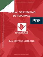 Cartilha de Reforma e Manutencao Em Condominio (1)