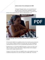 Roxángel Obregón, nueva MI