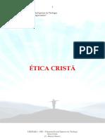 (24) Etica Cristã
