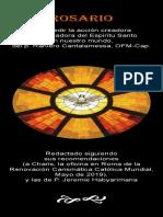 ROSARIO ESPIRITU SANTO