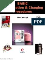 Basic Refrigeration & Charging Procedure.pdf