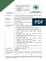 5.6.3.2 SOP Pertemuan penilaian kinerja.doc