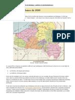 Histoire de Belgique