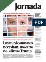 Portada Jornada 7 de junio 2019
