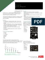 ABB SF6 Fittings Kit