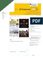 Comercio Exterior en Peru