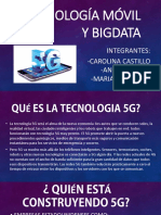 Tecnologias Moviles y Big Data