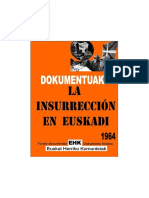 DOC-La Insurreccion en Euskadi 1964