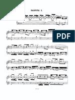 1. Partita in B♭ major, BWV 825 (1)
