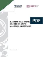 Effetti Riforma ISEE Su DSU_unlocked