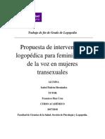 Propuesta de intervencion logopedica para la feminizacion de la voz en mujeres transexuales..pdf