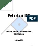 Analisis Tecnico y Fundamental Del Criptomercado, Octubre 2018