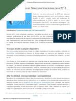 5 Tendencias de Telecomunicaciones en 2018 a tomar en cuenta.pdf