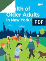 2019 Older Adult Health