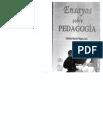 Ensayos Sobre Pedagogia Alberto Garcia Vieyrao p