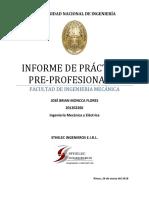 INFORME PRÁCTICAS STHELEC-UNI-FIM