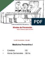 1.-CLASE INAUGURAL-Factores Determinantes de Salud