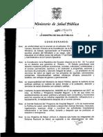 4. Reglamento de Señalización de Seguridad Para Establecimientos de Salud