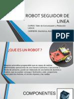 ROBOT SEGUIDOR DE LINEA.pptx