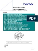 Brother MFC-2710DN Service Manual
