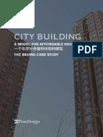 A Model for Housing