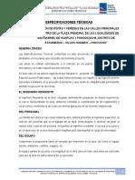 ESPECIFICACIONES TECNICAS PISTAS Y VEREDA PONGOCOCHA.doc